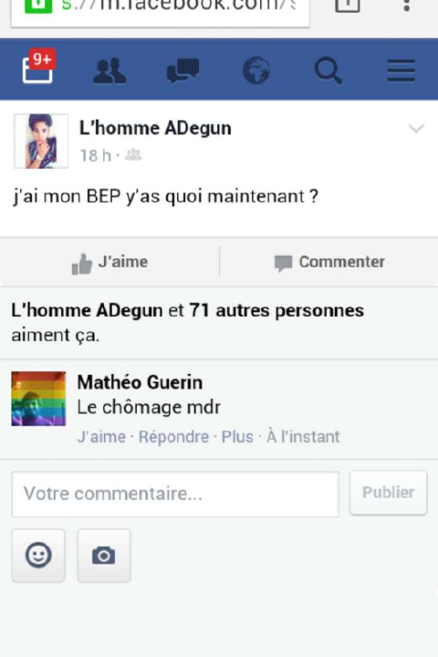 Y'as quoi maintenant? - meme