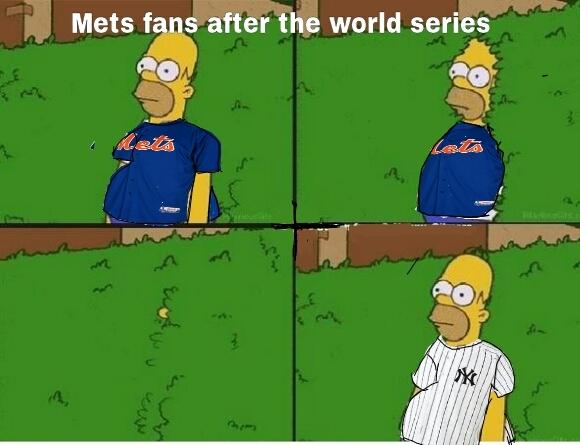 Mets fans currently lol - meme