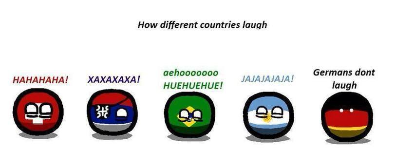 Alemanes - meme