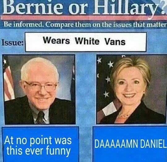 It's not funny - meme