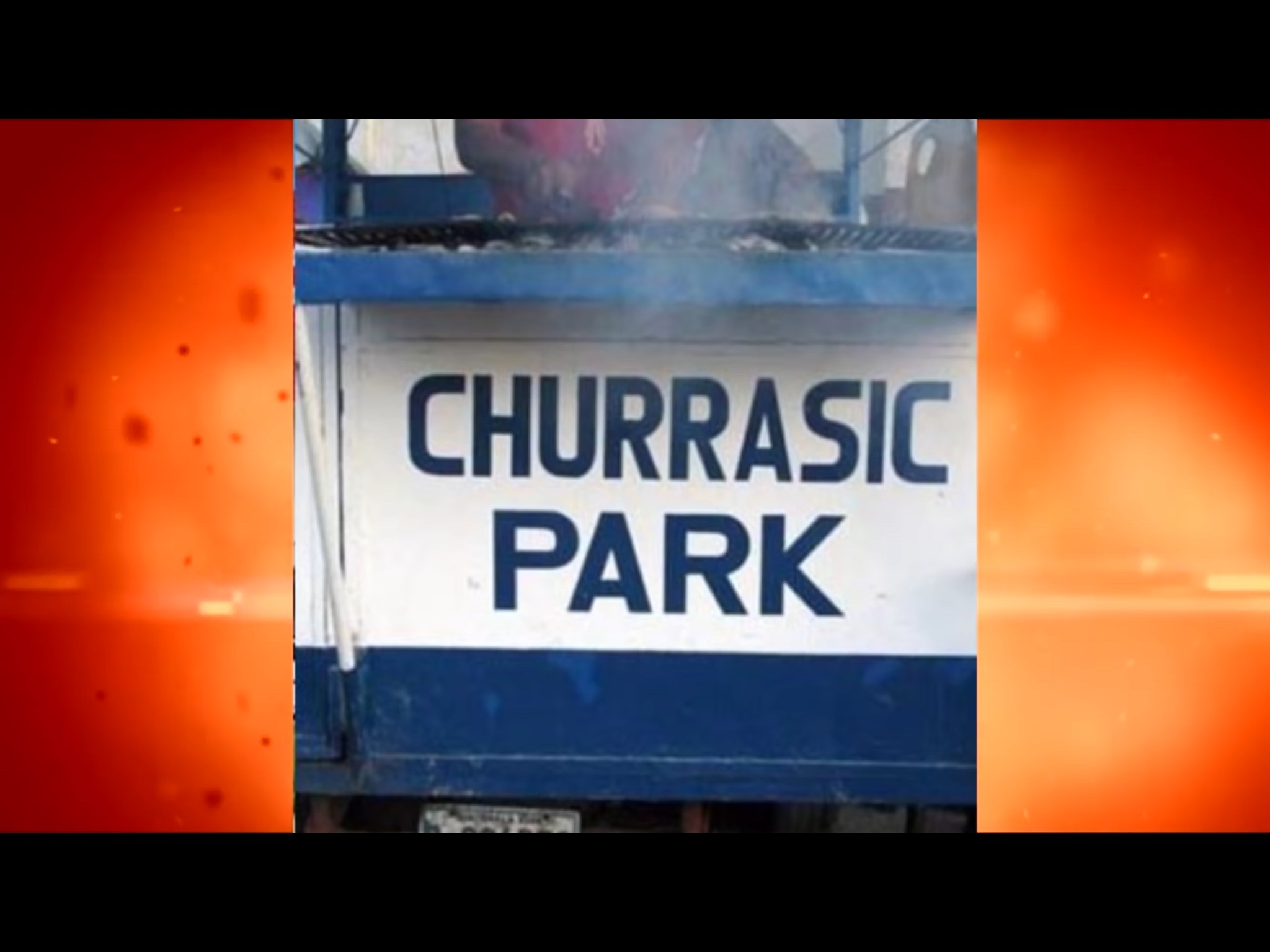 Churrasic Park e o T-Bife - meme