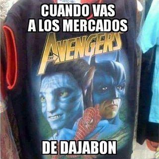 Mercado dominicano - meme