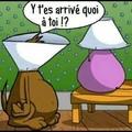 -Tg je suis une lampe ! - Louuurd