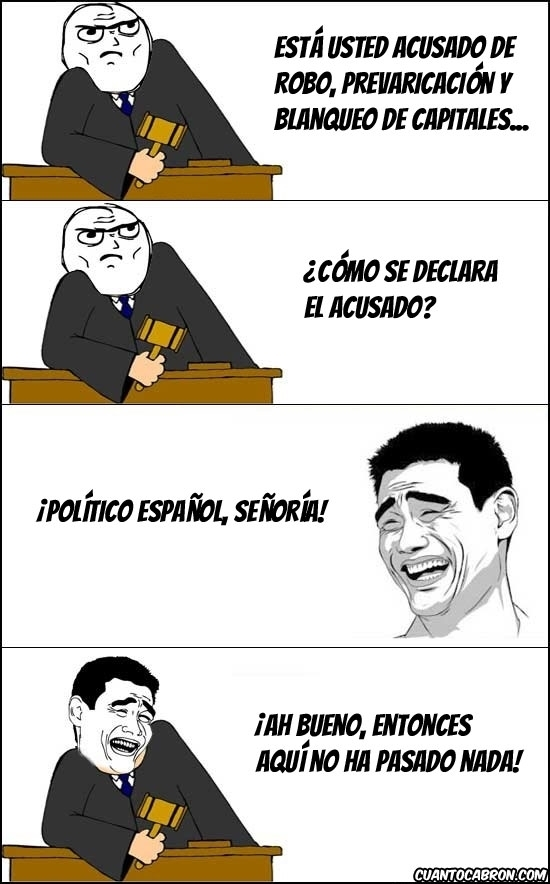 Politicos... - meme