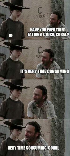 Time consuming - meme