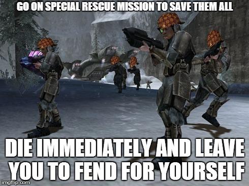 Scumbag Marines - meme
