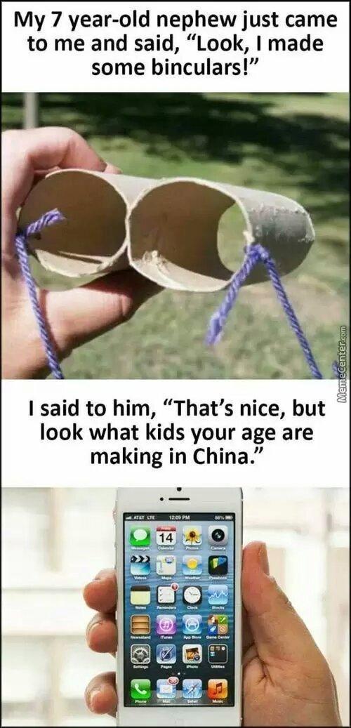 Damn orientals - meme