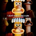 My love for chicken run is unconditional