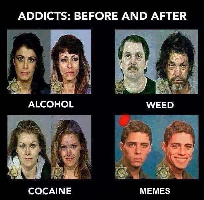 Legalize medicinal memes