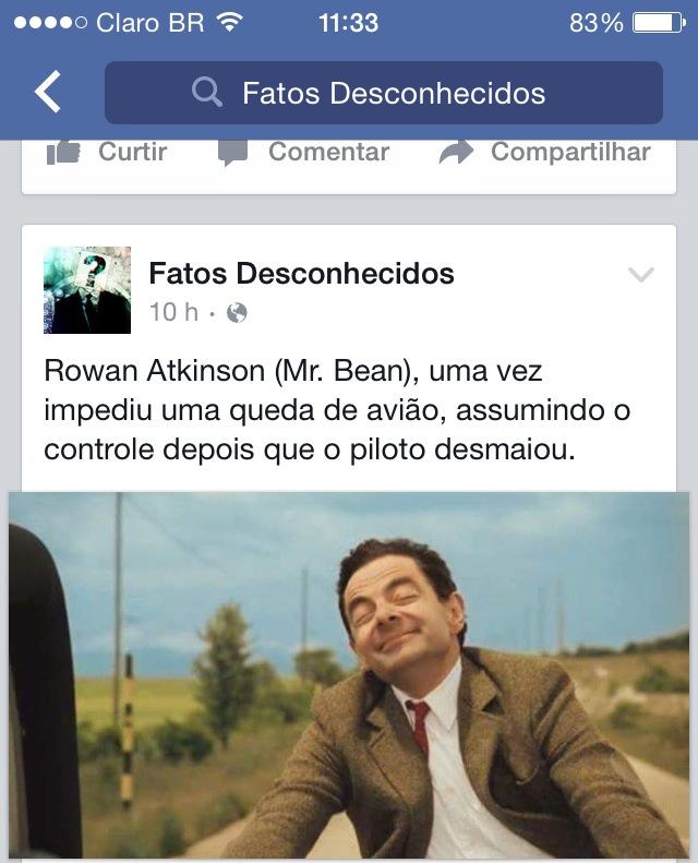 Mr Bean é foda - meme