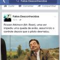 Mr Bean é foda