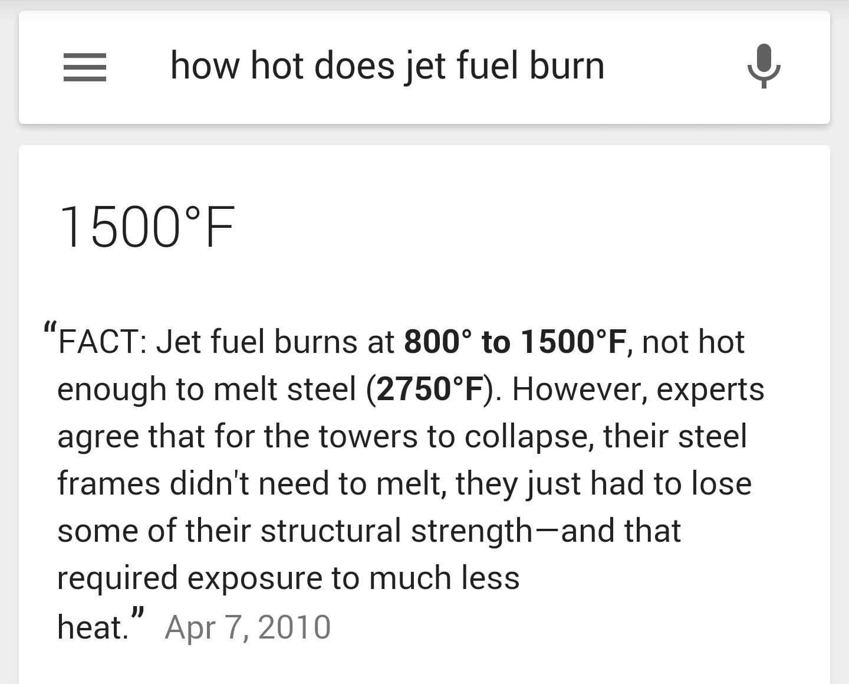 Jet fuel - meme