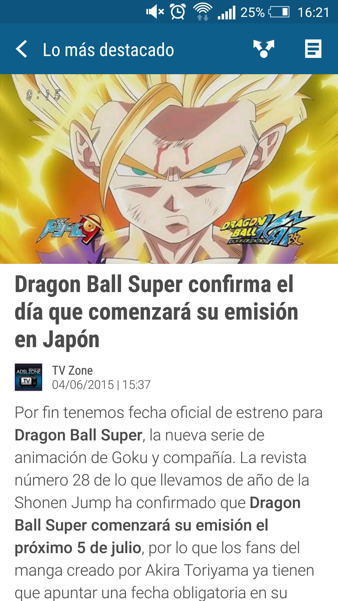 Dragon Ball Supeeeerrrr - meme