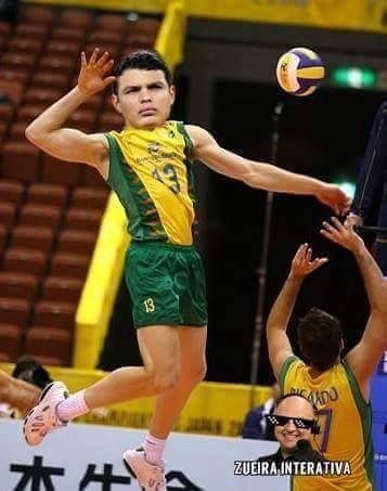 Thiago Giba - meme