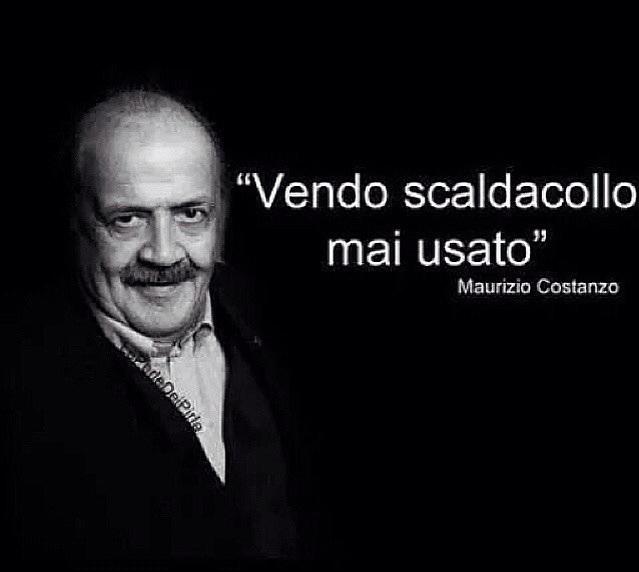 Maurizio Conlastanza - meme