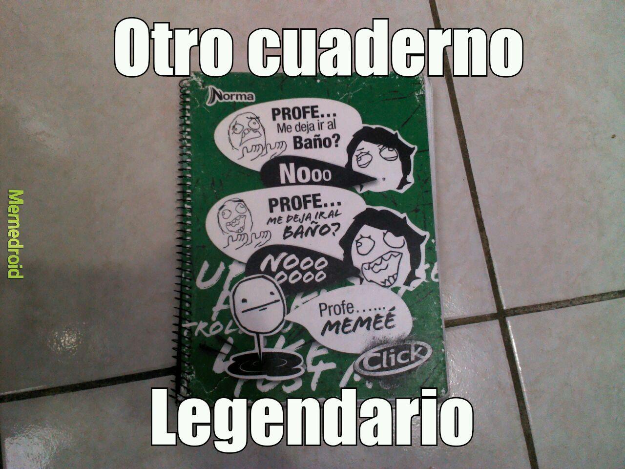 Leyenda - meme
