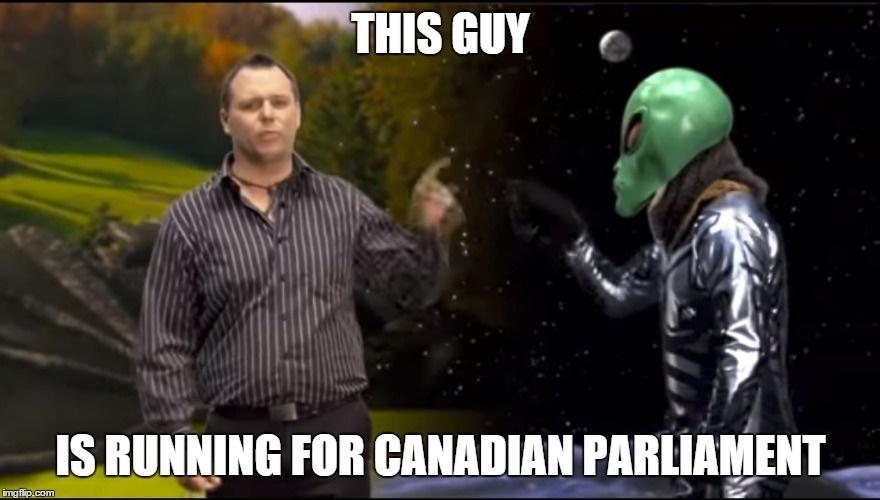 Wyatt Scott for Parliament 2016 - meme