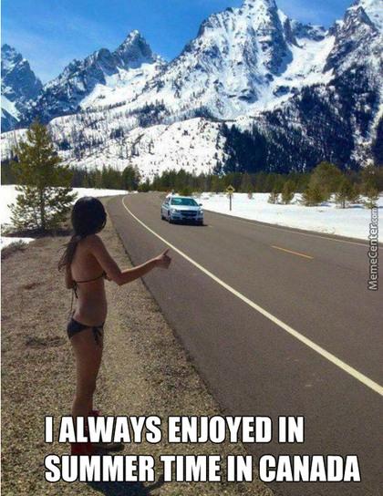 summertime - meme