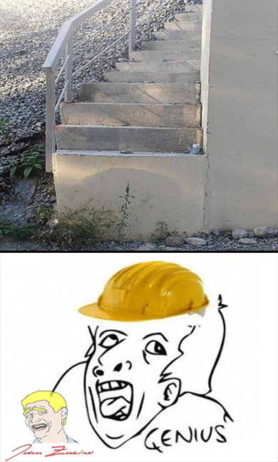 Prodígios da Engenharia #12 - meme