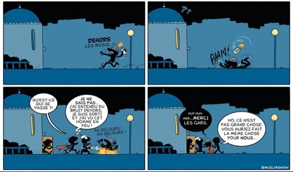 Dehors les Musul.... - meme