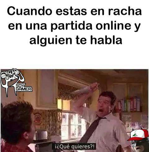 Rachas - meme