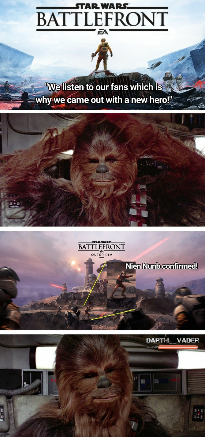 Only EA - meme