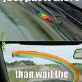another car prank