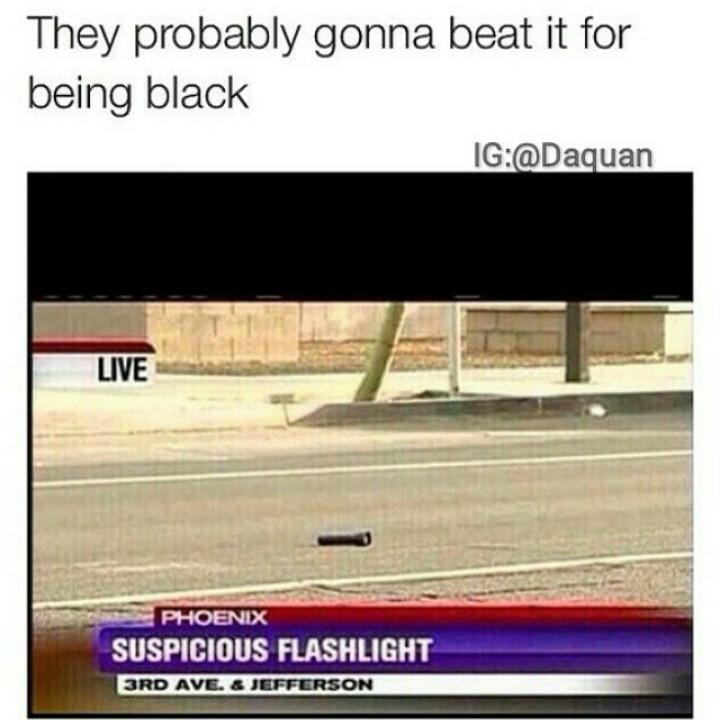 Black flash lite - meme