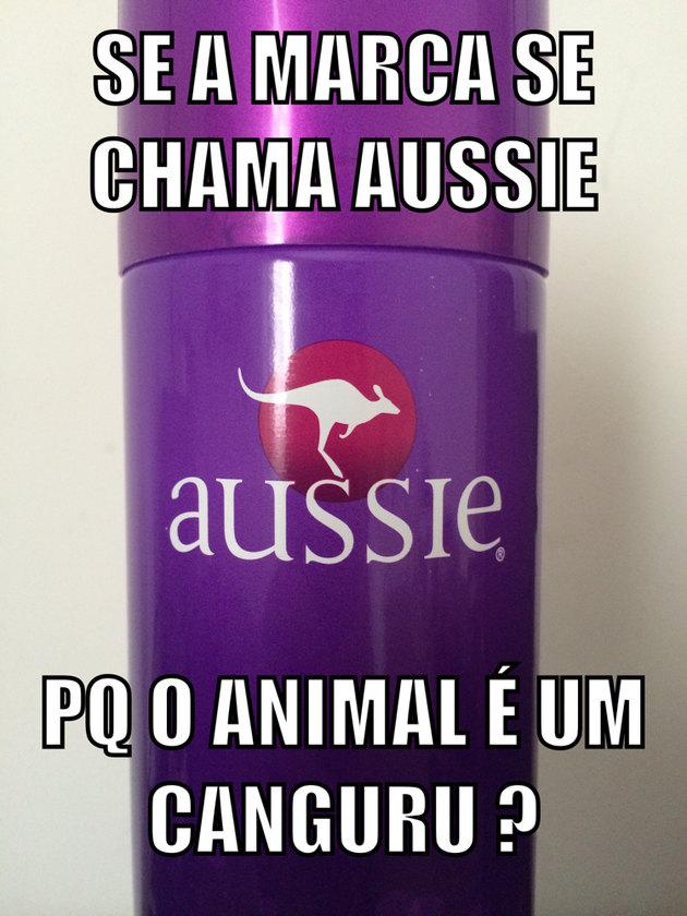 Aussie vs canguru - meme