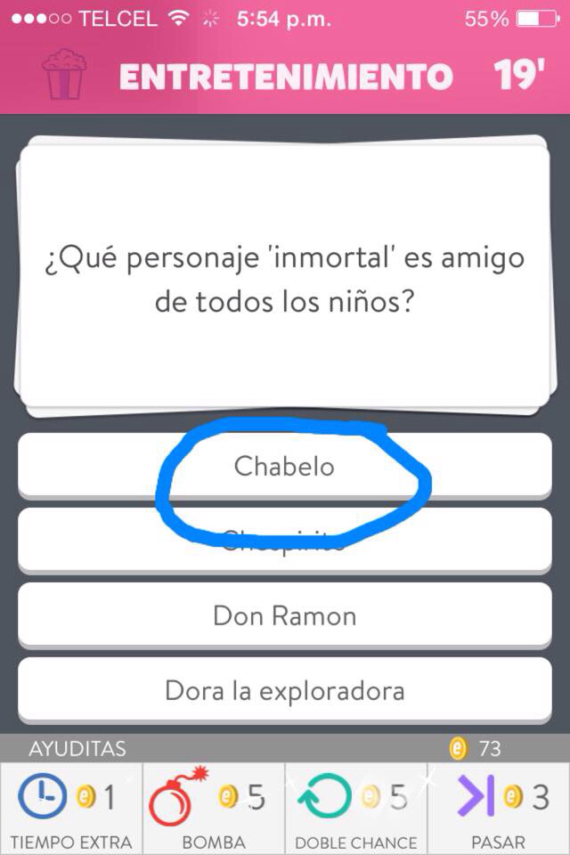 Chabeloo - meme