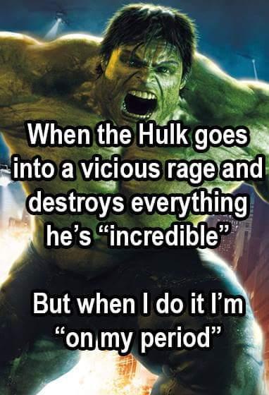 Hulk smash. - meme