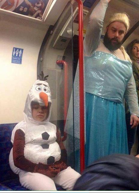 Que t'ont-t-ils fait, Elsa ?! - meme