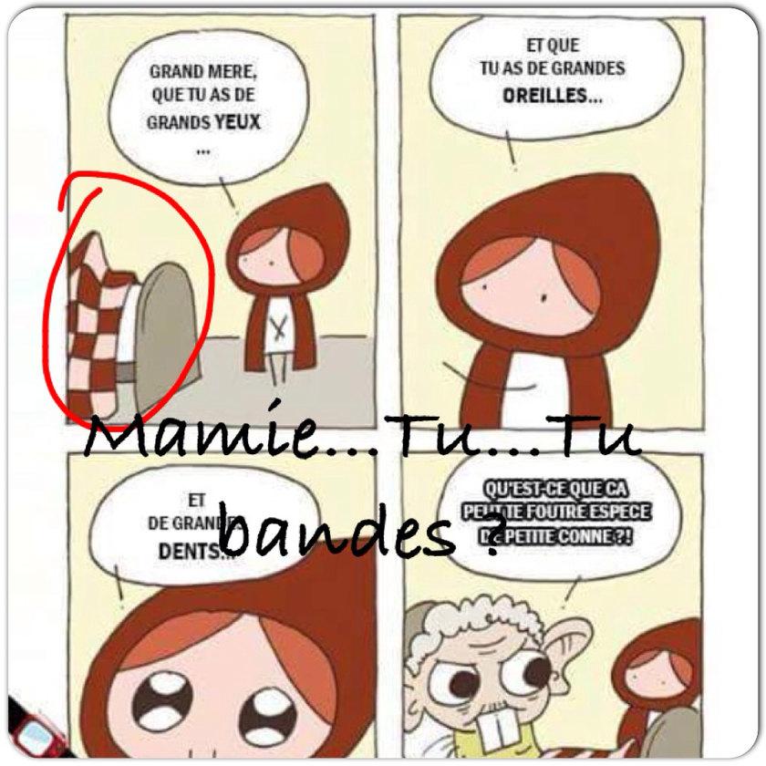 Mamie ? - meme