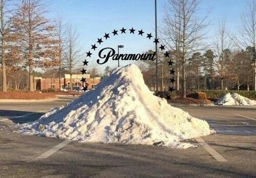 Paramount version pobre - meme