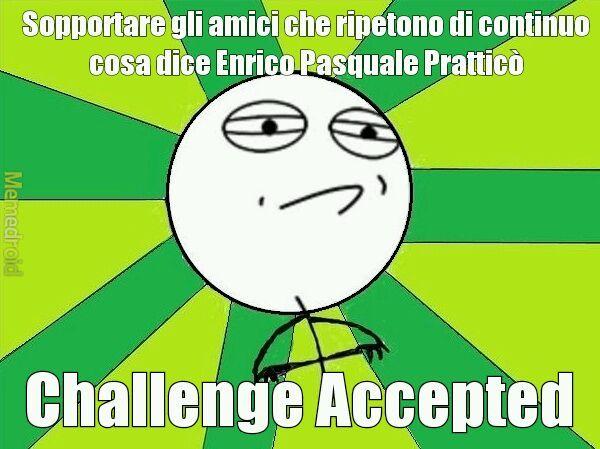 Enrico Pasquale Pratticò ( Zappo a vigna ) - meme