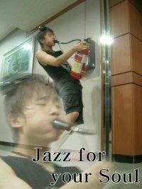 Oh jazz - meme