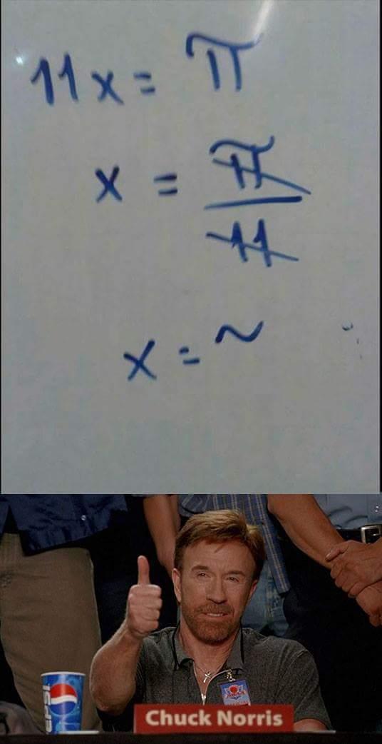 Les maths c'est si simple - meme