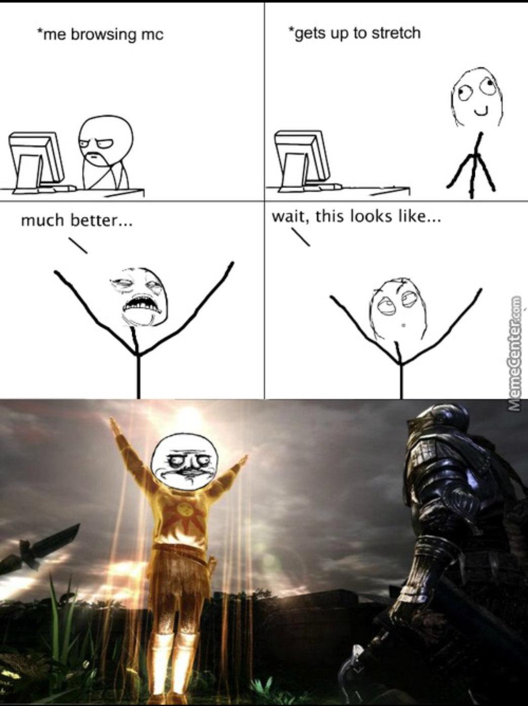 Oh do you praise? - meme