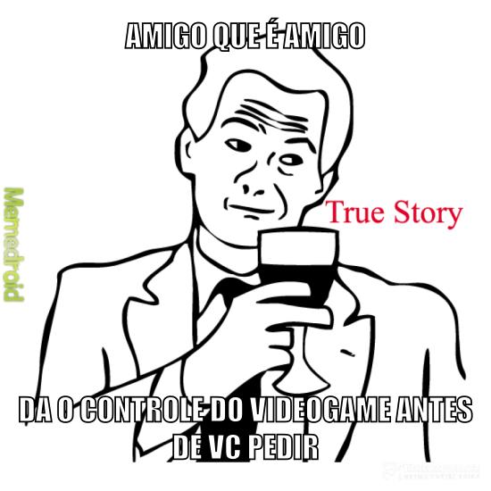 Amigos . Deixa like - meme