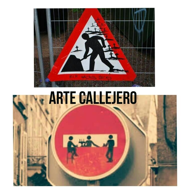 Arte callejero - meme