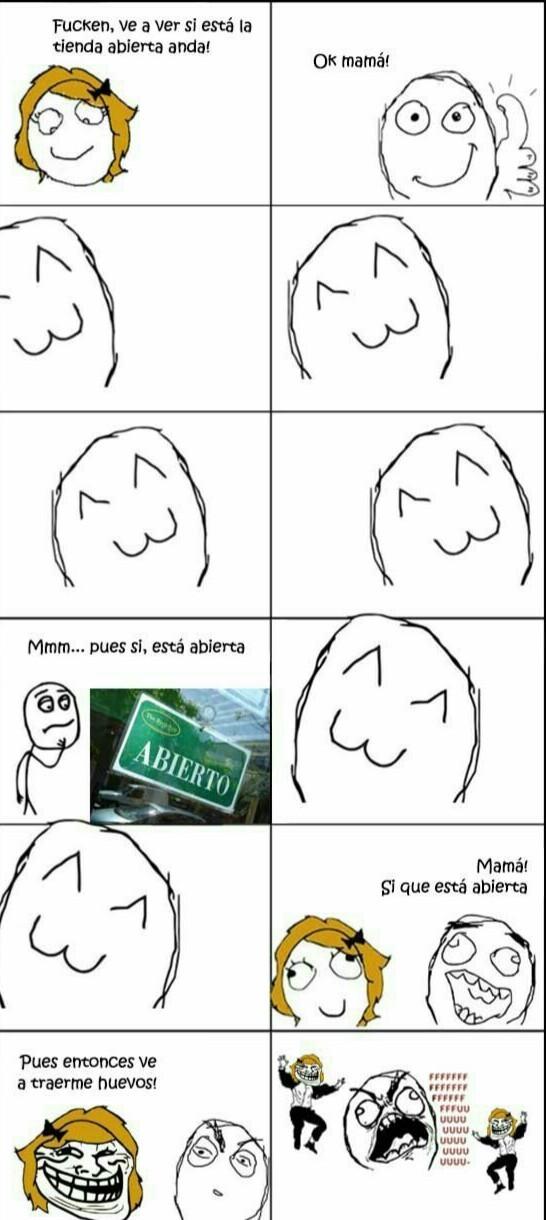 Siempre pasa - meme