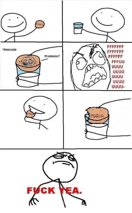 Tipico de todas las mañanas - meme