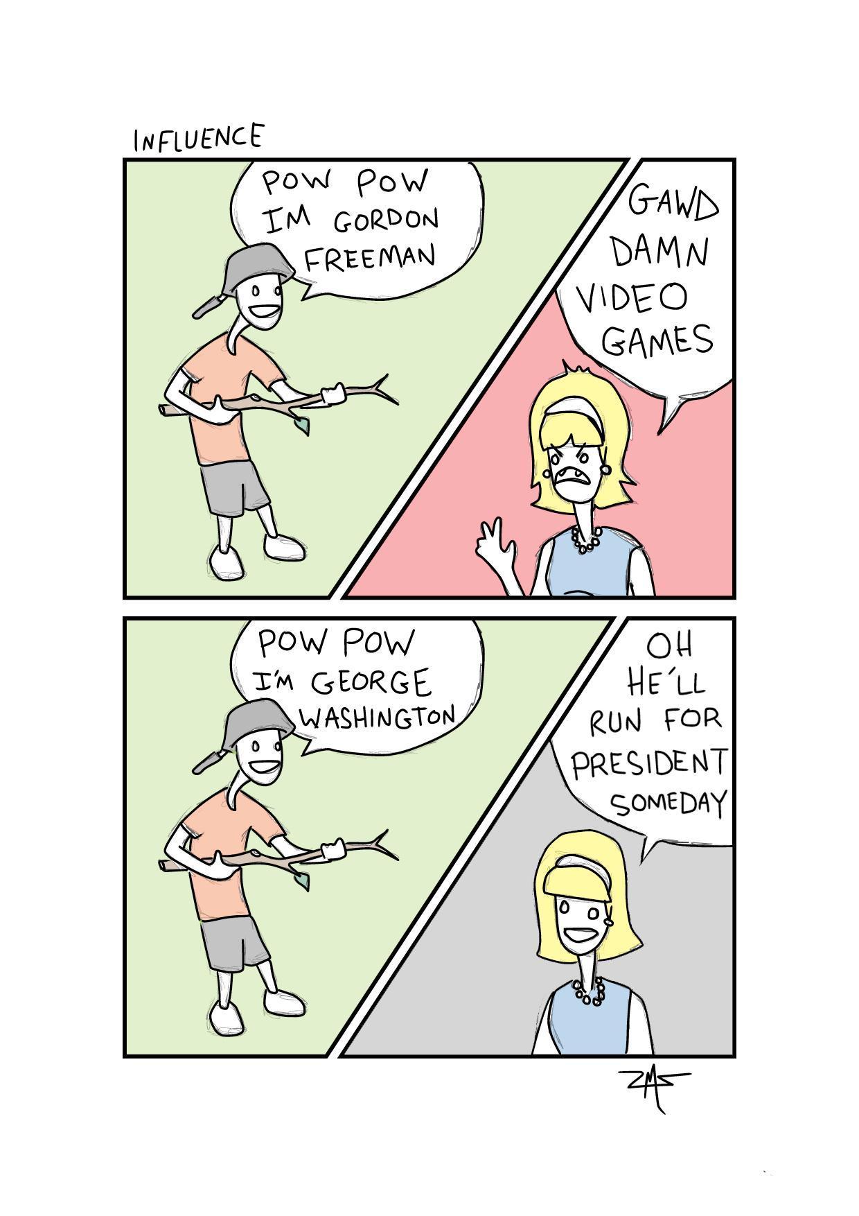 Mom logic - meme