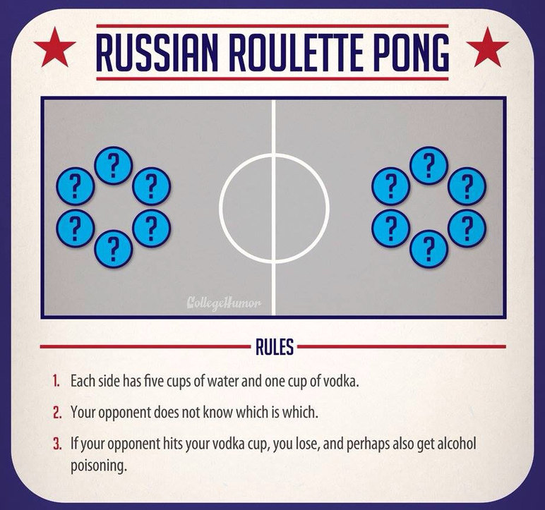 Make with playing of Pong for Glory of Mother Russia! - meme