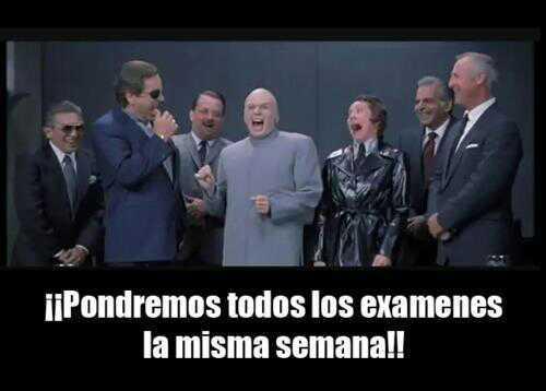 Profesores... - meme