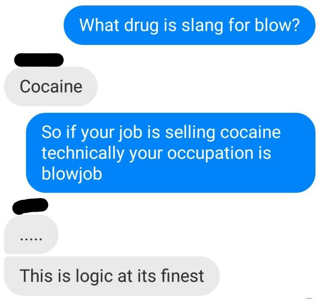 Blowjobs - meme