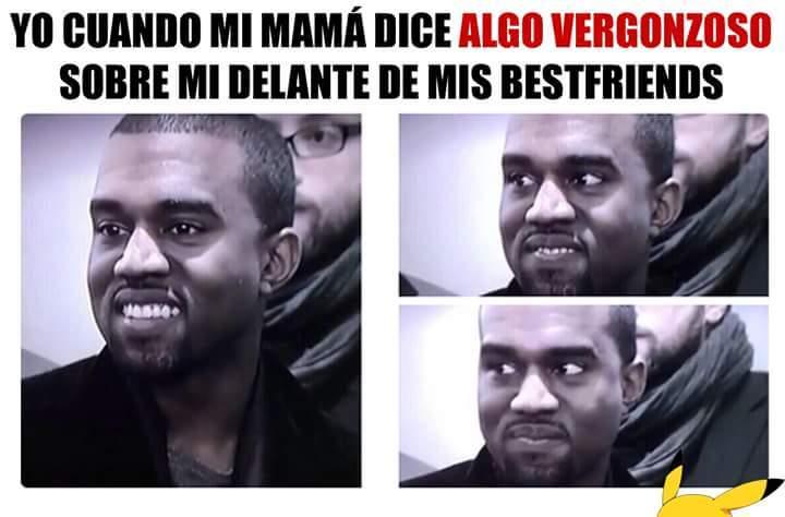 Mamaaa!! :( - meme