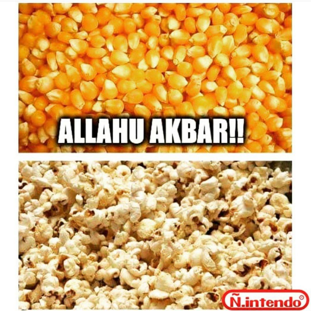 ALLAHU AKHBAR!!! - meme