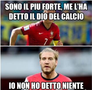Bendtner - meme