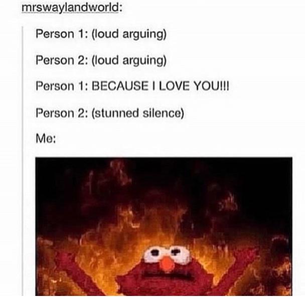 When your otp argues - meme